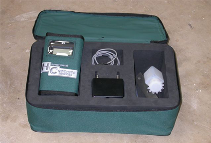 Concrete Resistivity Meter Kit