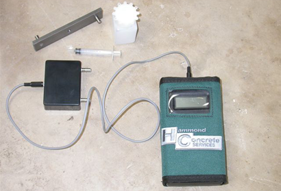 Concrete Resistivity Meter Components for hire